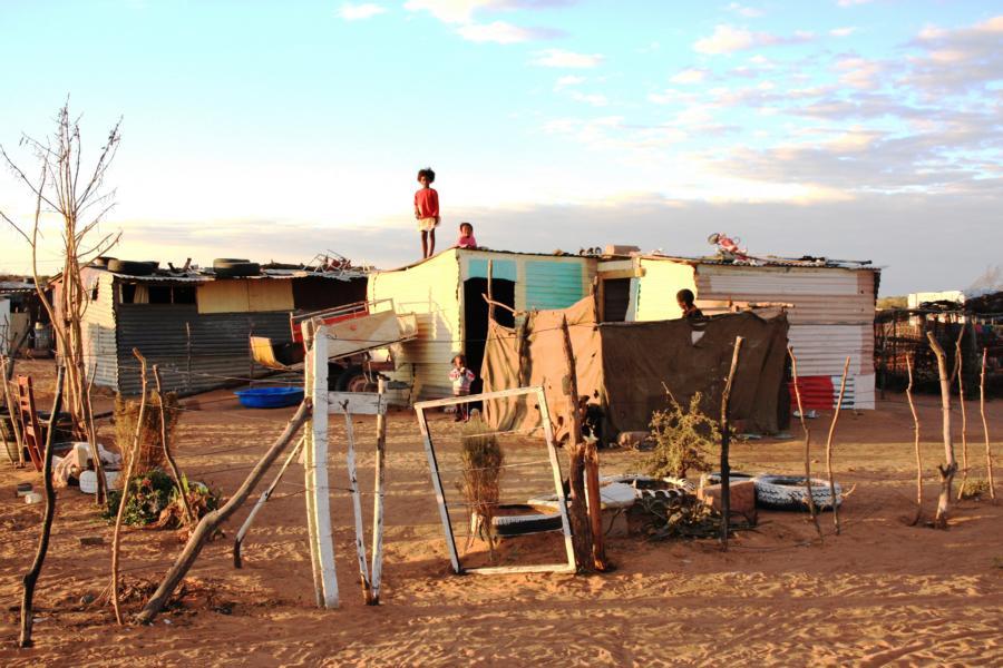 Slums Gobabis