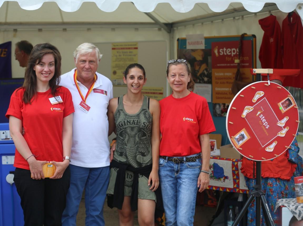 Afrikafest 06.07.14 Standteam 3