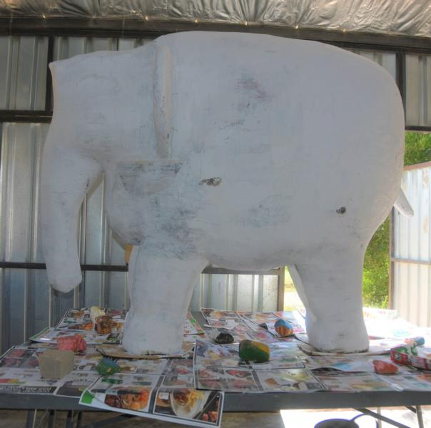 elmar der elefant steps for children. Black Bedroom Furniture Sets. Home Design Ideas