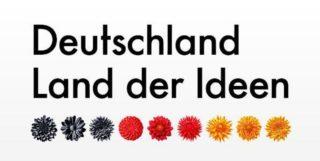Deutschland Land der Ideen Logo