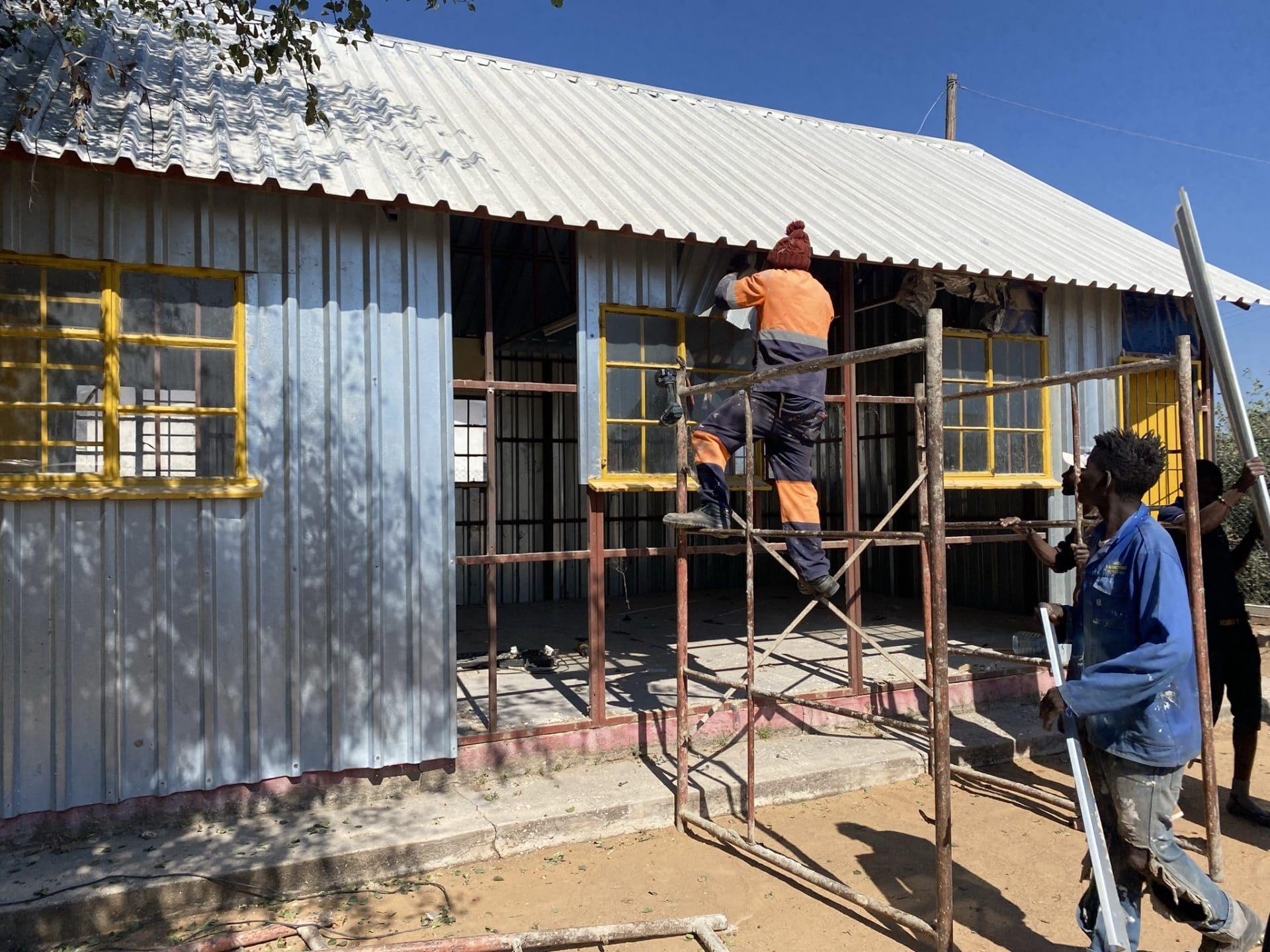 Social education creates income in Namibia